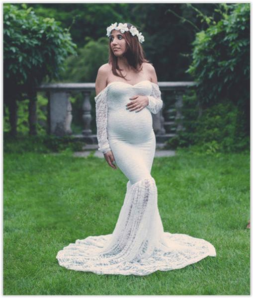 Платье-пеньюар из кружева для фотосессии, на романтический вечер 2 цвета фото №1