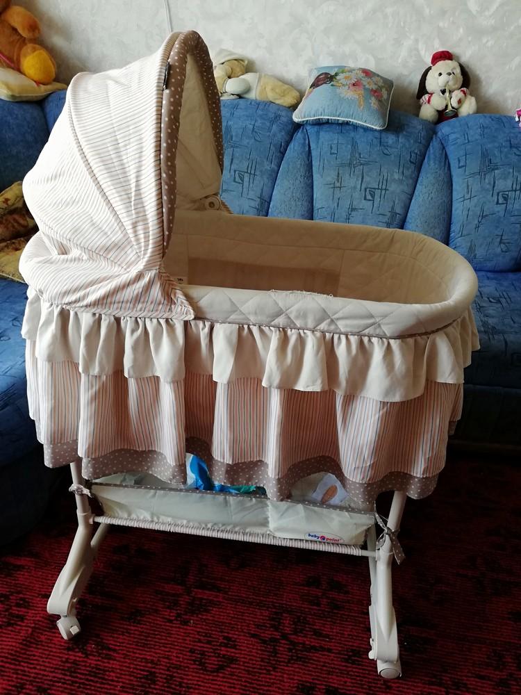 Кроватка колыбель фото №1