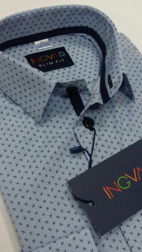 Рубашки для школьников ingvar 2019 фото №1