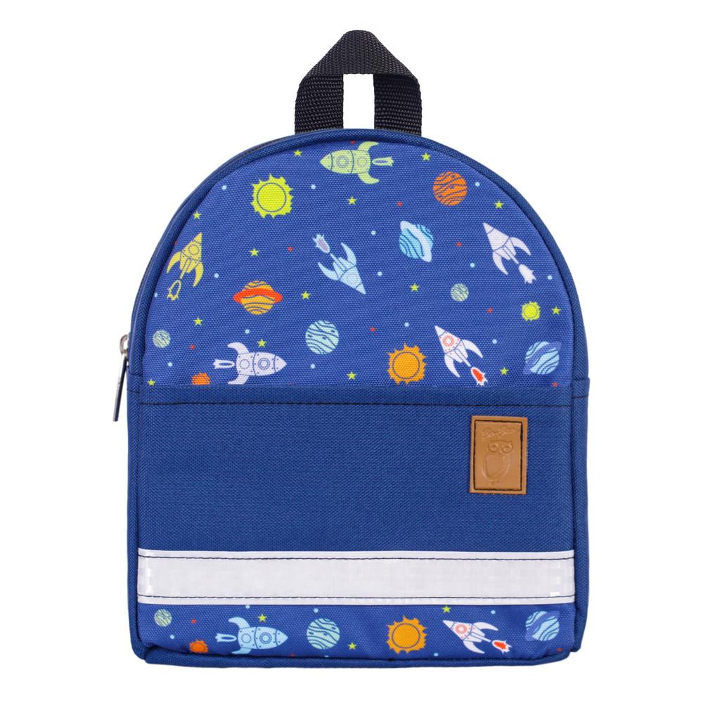 Детский рюкзак космос синий от тм zo-zoo фото №1