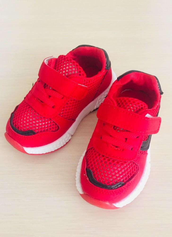 Легкие кроссовки red 3100 сетка фото №1