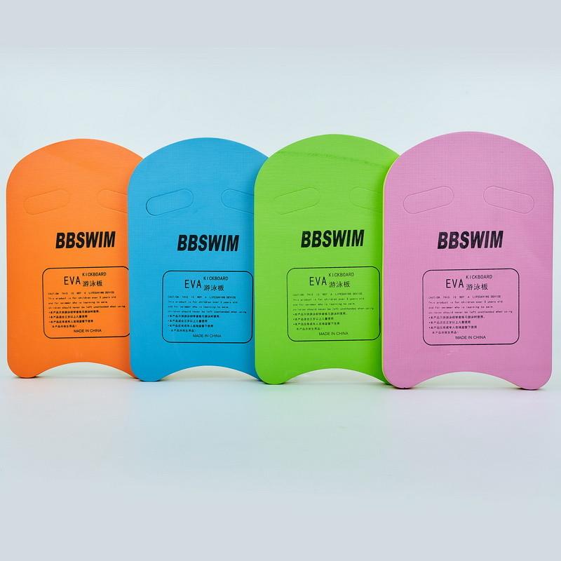 Доска для плавания kick board 8002: eva, размер 29x42x2,4см фото №1