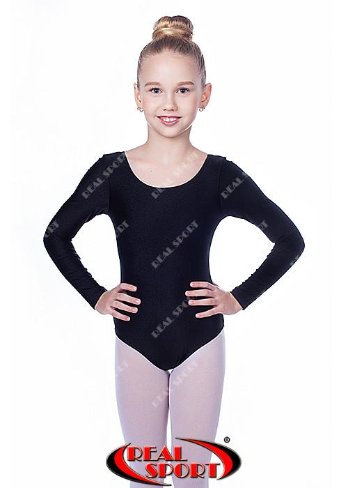 Купальник хлопок для гимнастики и танцев фото №1