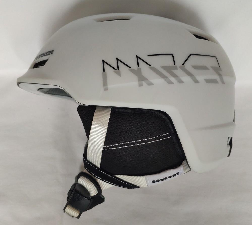 Шлем горнолыжный marker consort 2.0 / m 55-59cm фото №1