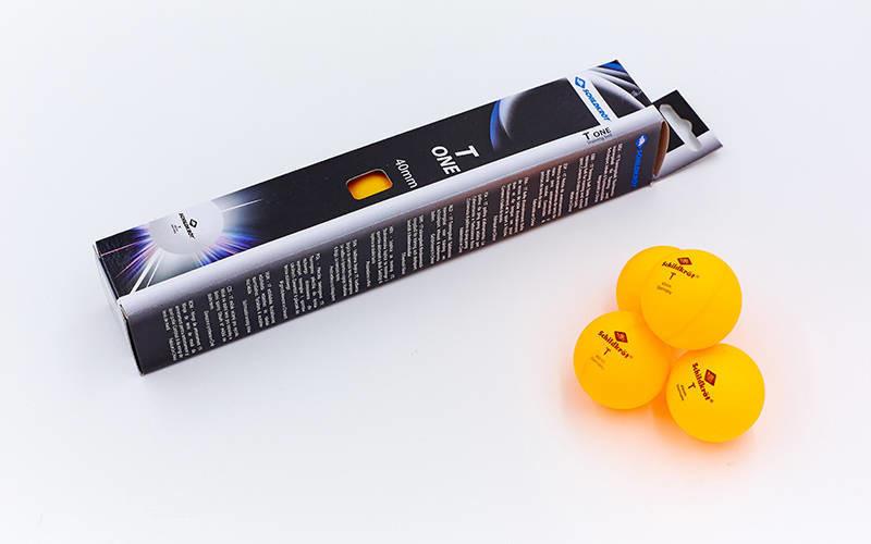 Набор мячей для настольного тенниса donic 618198: 6 мячей в комплекте фото №1