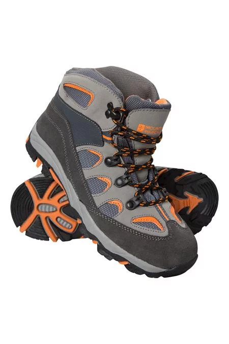 Р.34 новые зимние ботинки на мембране , 22,5 см. по стельке ,англия фото №1