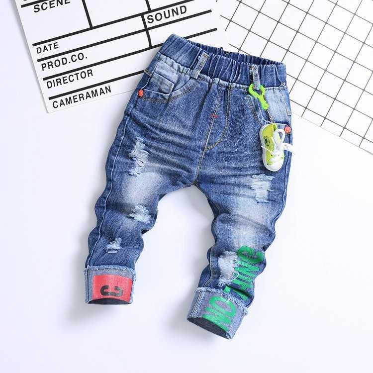Супер джинсы. брелок-кед в подарок фото №1