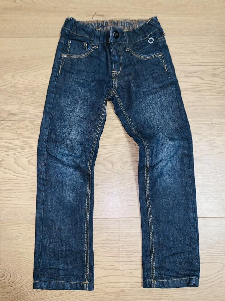 Фирменные джинсы узкачи фото №1