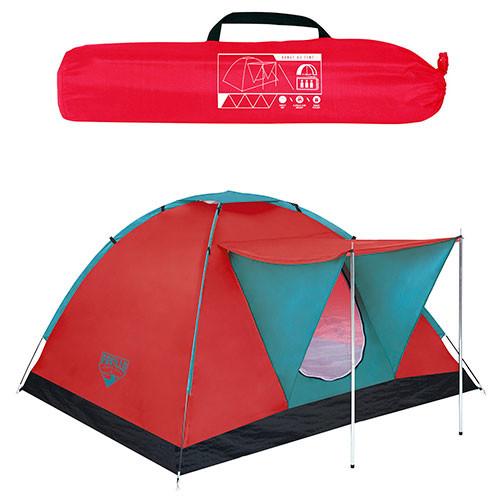 Трехместная палатка bestway 68012, 250 х 210 х 120 см фото №1