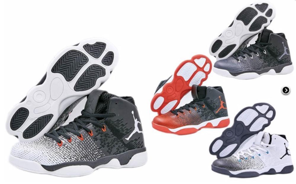 Кроссовки баскетбольные женские jordan w8508 (обувь для баскетбола): 36-40 размер (4 цвета) фото №1