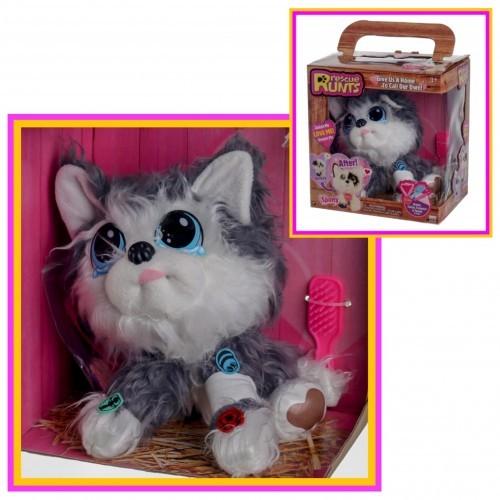 Мягкая игрушка бездомный кот источник: фото №1