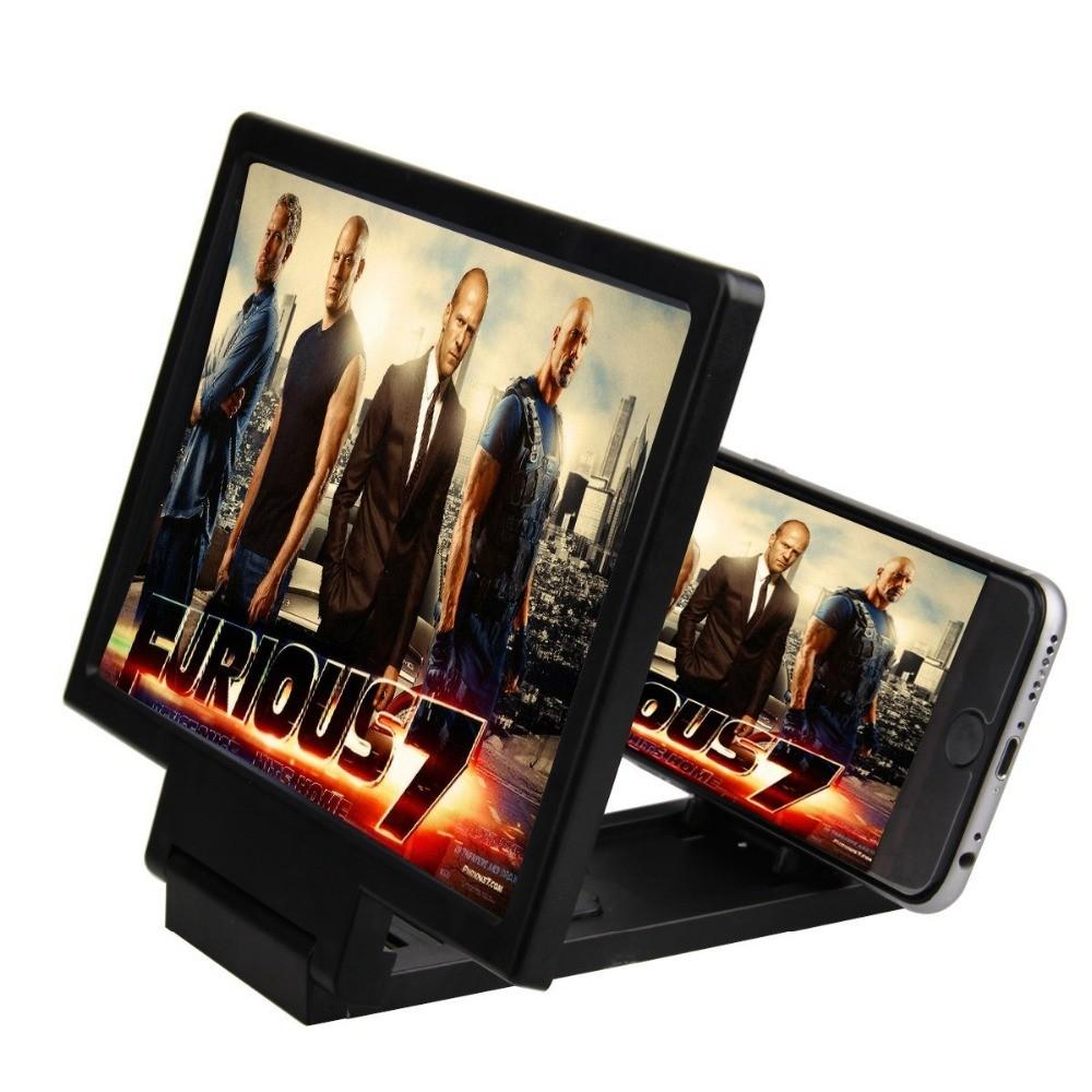 3d увеличитель экрана телефона.цвет случайный фото №1
