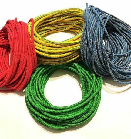 Борцовская резина (жгут эспандер) для бокса. цветные. д.8-12 мм. фото №1