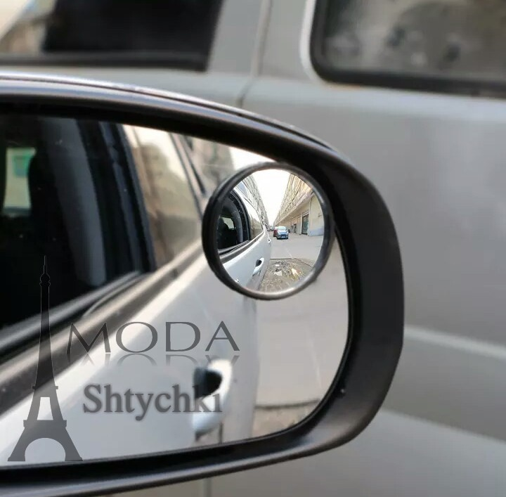 Зеркала заднего вида к авто, автозеркала 360 градусов фото №1