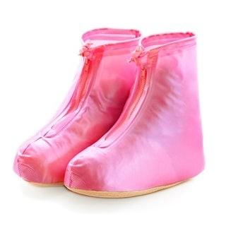 Зимние бахилы для защиты обуви shoe cover фото №1