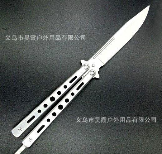 Нож-бабочка (балисонг) c26 фото №1