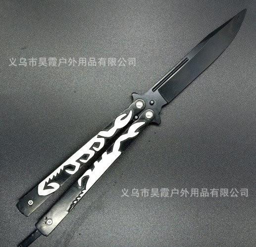 Нож-бабочка (балисонг) c36 фото №1