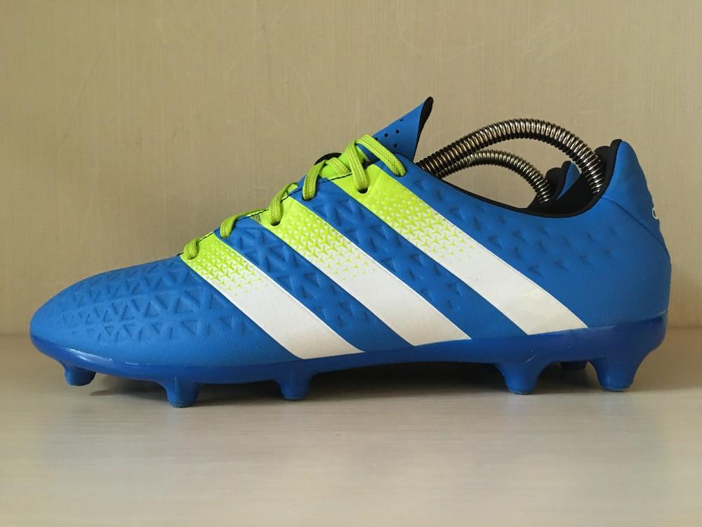 Футбольные бутсы adidas ace 16.3 fg/ag оригинал фото №1