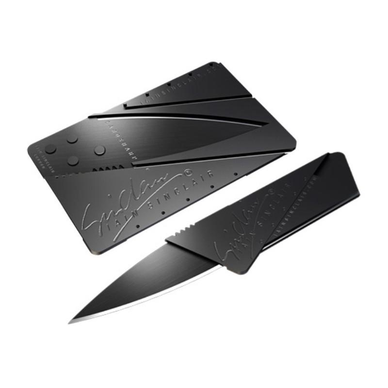 Нож - кредитка фото №1