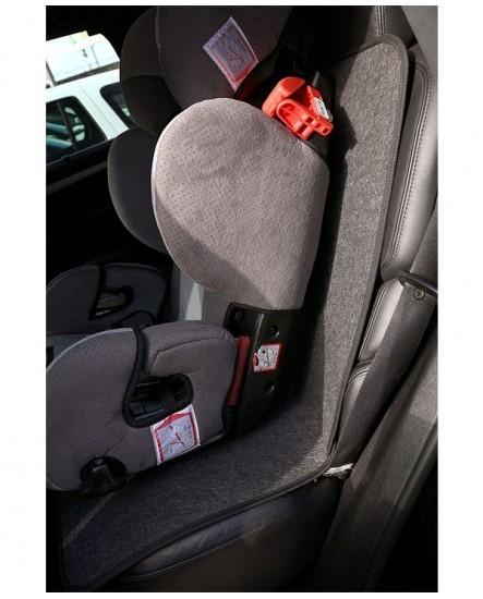 Защитный коврик под детское автокресло фото №1