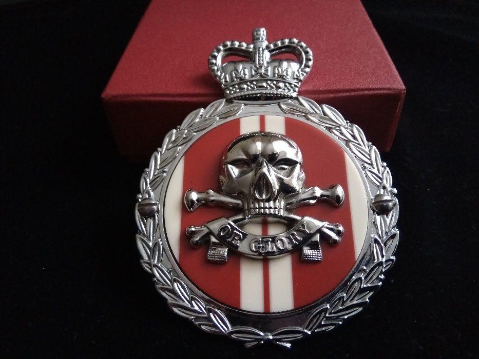 Медальон для радиаторной решетки автомобиля, мотоцикла или скутера фото №1