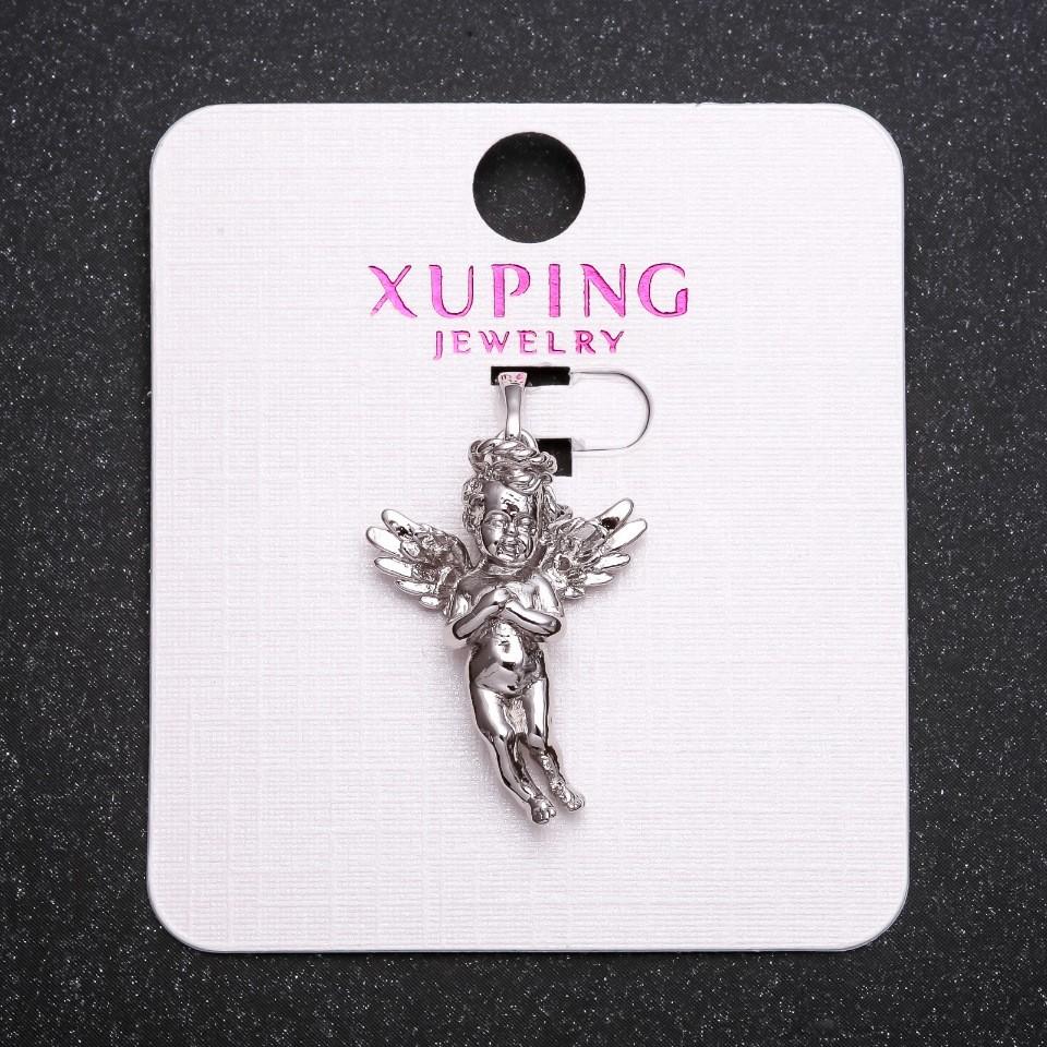 Кулон xuping ангелочек фото №1