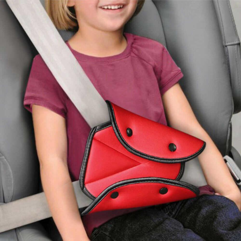 Адаптер накладка детский автомобильный ремень безопасности в авто фото №1