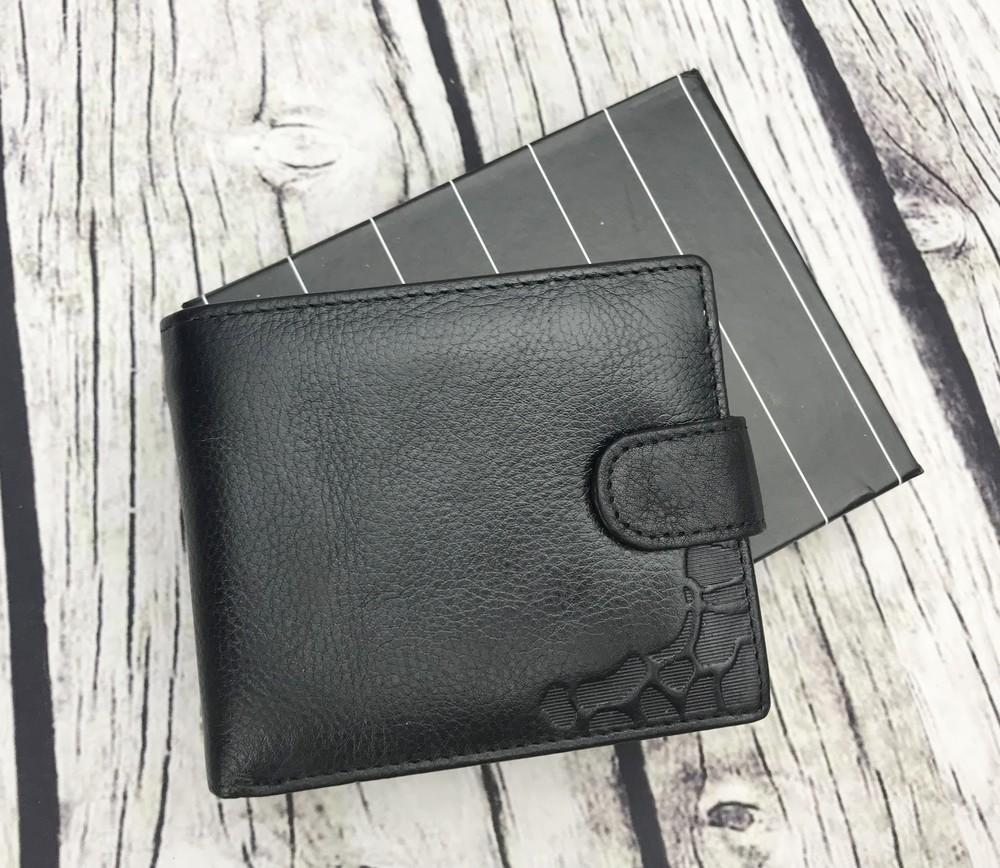 Мужской кожаный кошелек . кожаное портмоне.натуральная кожа ек11 фото №1