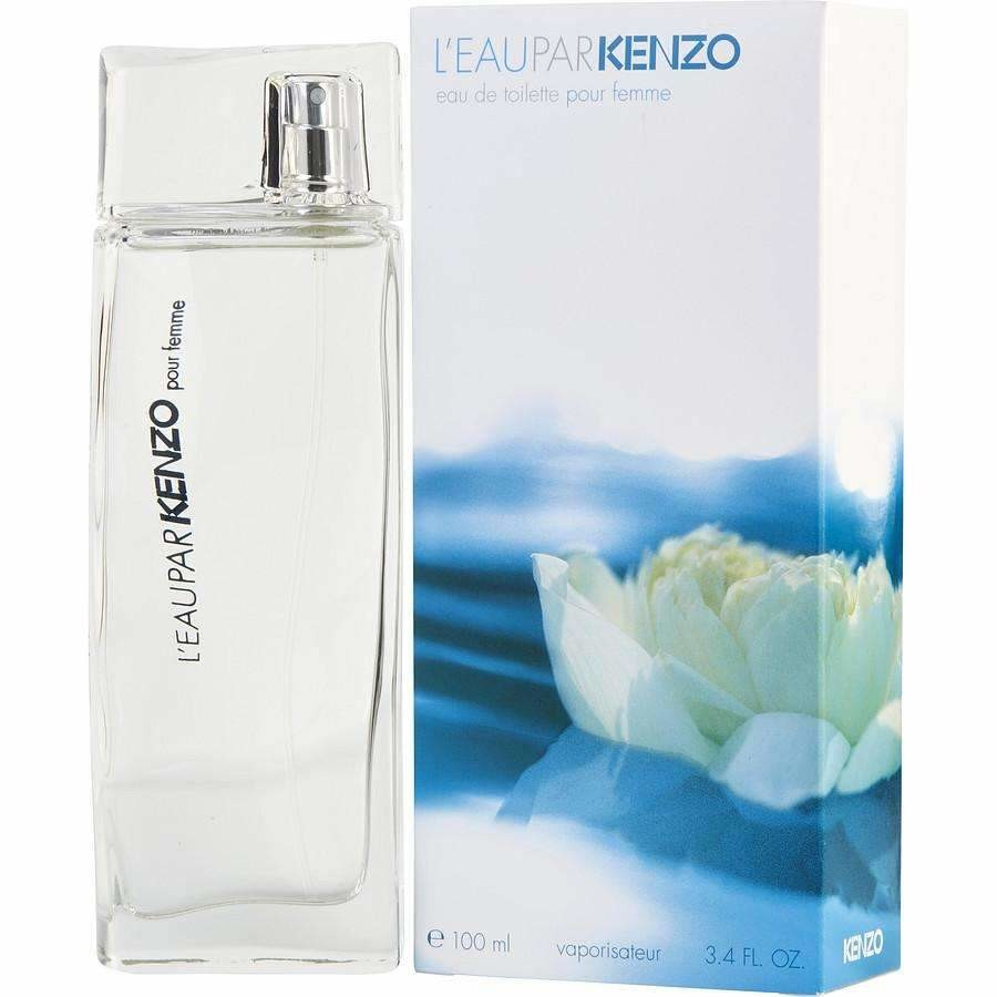 Женская туалетная вода kenzo l`eau par kenzo edt 100 ml фото №1