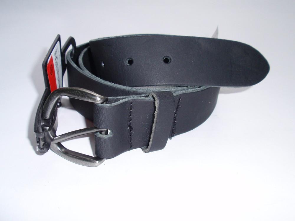 Кожаный мужской ремень бренд accessoires c&a германия р. m,l фото №1