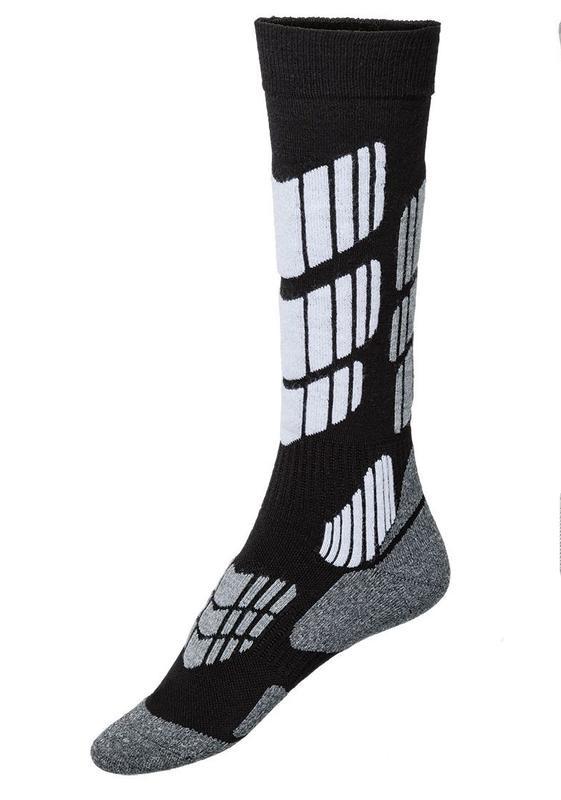Лыжные высокие термо носки crivit, германия р. 35-36 фото №1