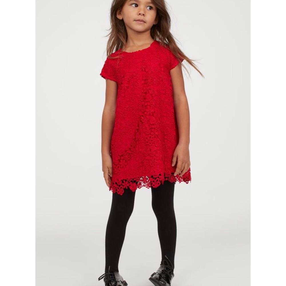 Платье h&m 3-4,4-5,6-7 фото №1