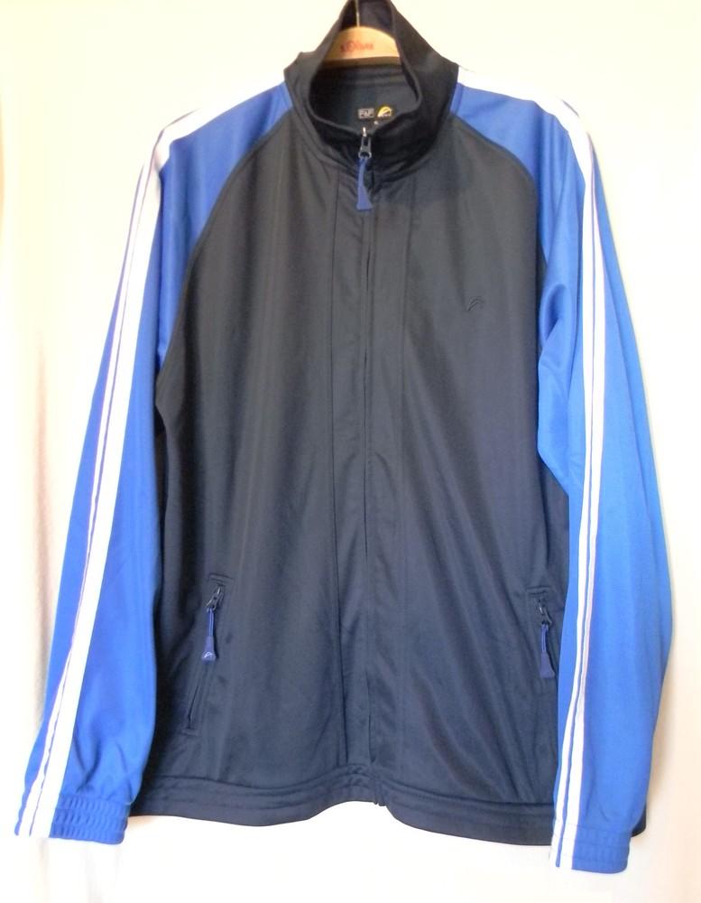 Верх от спортивного костюма курточка олимпийка f&f р.xl фото №1