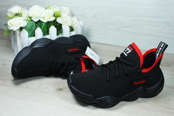 Супер кроссовки 36-40р фото №1