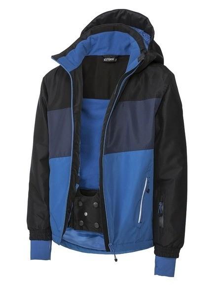 Р.122-152 лыжные термо куртки фото №1