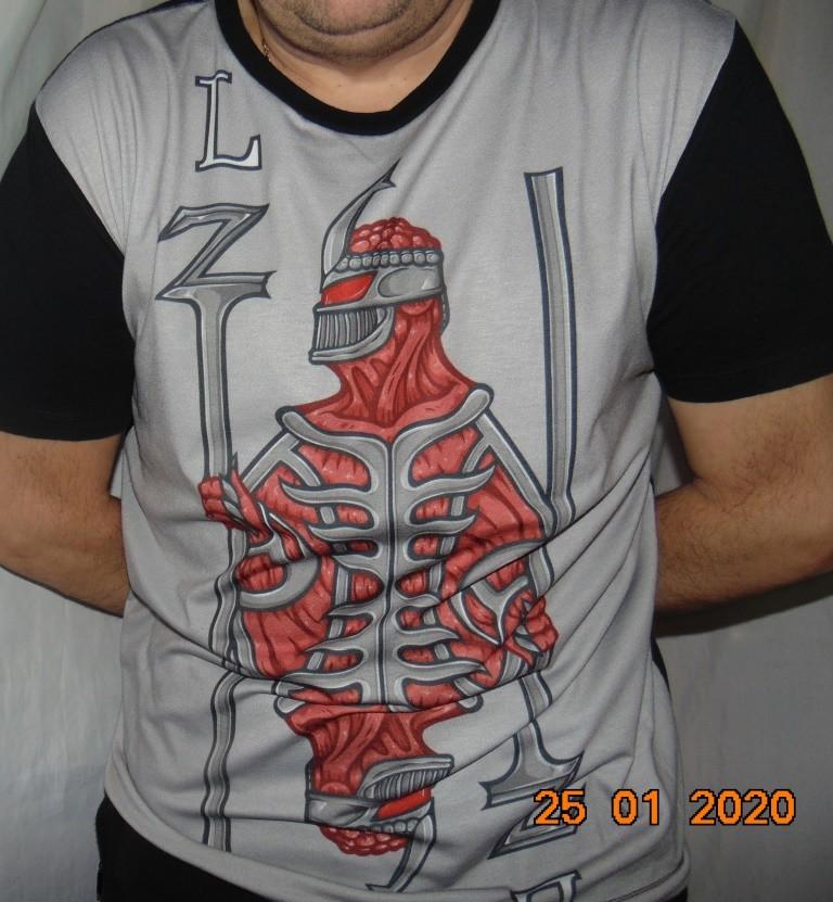 Стильная фирменная футболка lanzans .usa. л-хл. фото №1