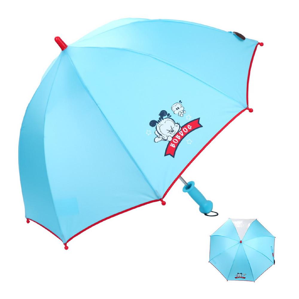 Детский зонтик, зонт, голубой. фото №1