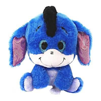 Мягкая игрушка disney ослик иа с большими глазами 15 см фото №1