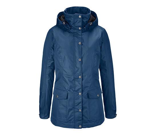 Парка женская термо tcm tchibo куртка термокуртка фото №1