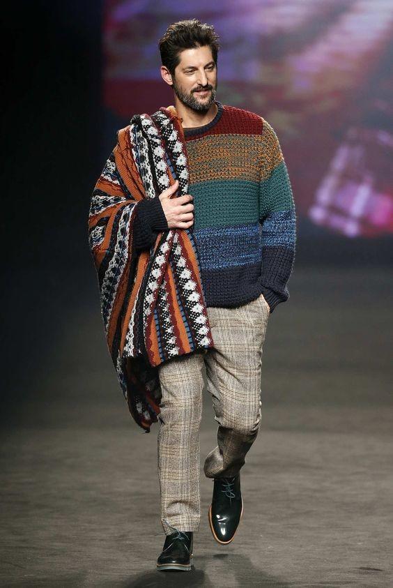 Мужской свитер desigual фото №1