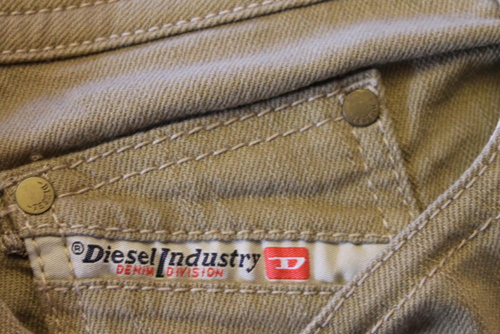 Джинси diesel фото №1