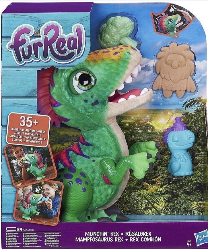 Дино интерактивная игрушка для деток dino pet фото №1