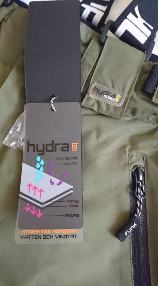 Лыжные брюки, комбинезон funk hydra-tex membran, р. s, из швеции фото №1