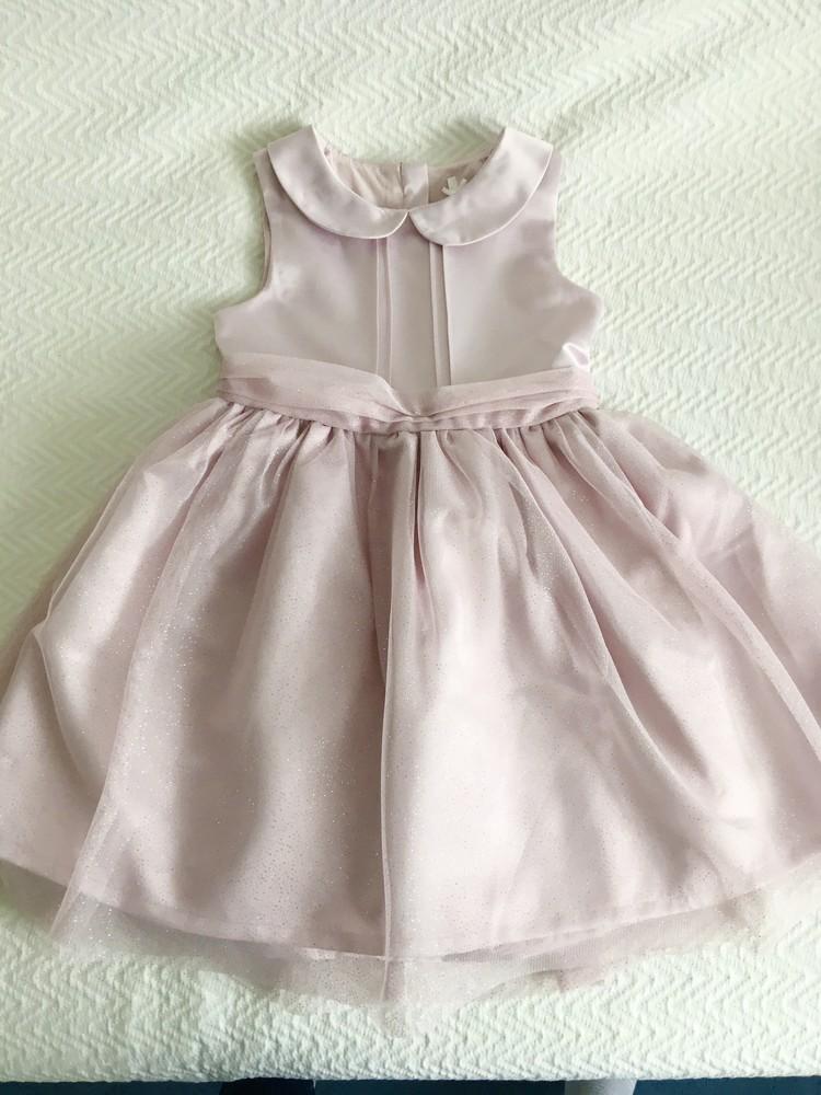 Платье нарядное 116 см 5-6 лет next фото №1