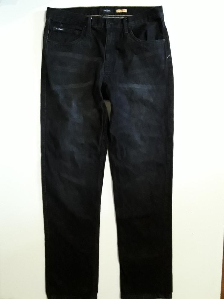 Фирменные джинсы 34р. фото №1