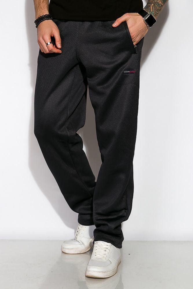 Спортивные брюки на флисе фото №1