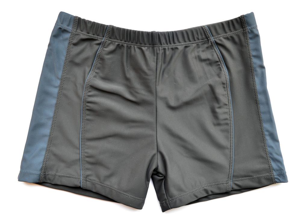 Стильные мужские купальные боксеры 14151 с 50 по 58 рр. фото №1