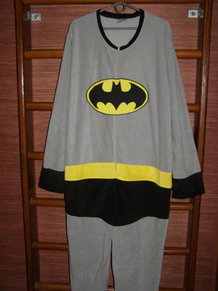 Пижама флисовая размер xl фото №1