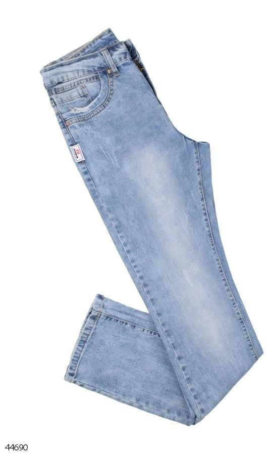 Мужские повседневные джинсы фото №1