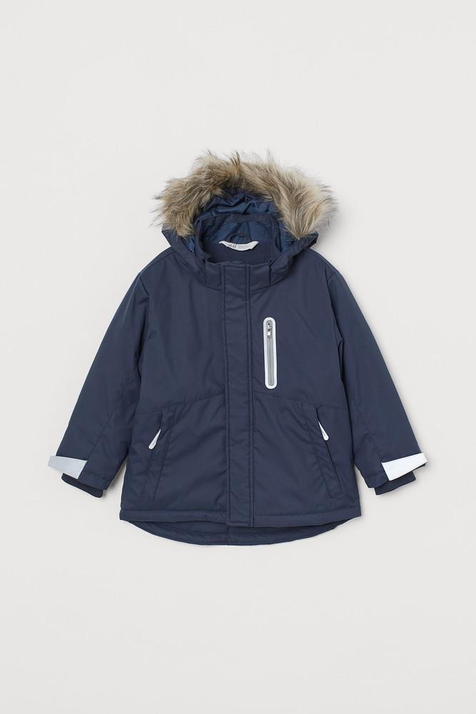 Зимние термо куртки h&m фото №1